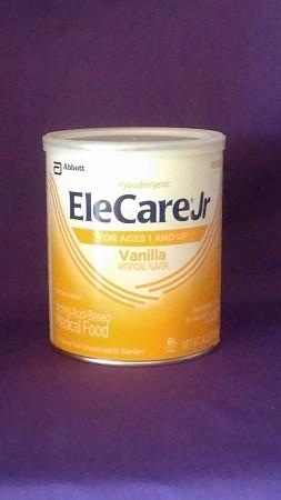 Elecare Jr Vanilla 14.1 oz